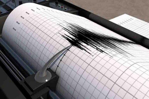 وقوع زلزله ۳.۱ ریشتری حوالی قلعه قاضی