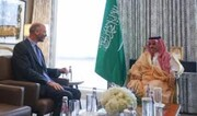 دیدار وزیر خارجه سعودی با نماینده آمریکا در امور ایران