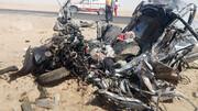 تصادف دلخراش در جاده سنندج - مریوان / ۶ نفر کشته و مصدوم شدند