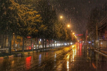 اسامی استانهای بارانی امروز ۲۳ مهر ۱۴۰۰ اعلام شد