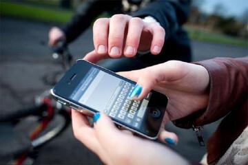 سرقت حرفهای موبایل در کمتر از یک ثانیه! / فیلم