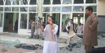 انفجار مرگبار در مسجد قندهار؛ داعش مسئولیت گرفت
