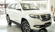 خودروی جدید چینی بازار ایران؛ شاسی بلند ۹۰۰ میلیون تومانی! / عکس