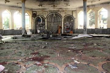 جزئیات تکاندهنده از انفجار مسجد قندهار افغانستان / فیلم