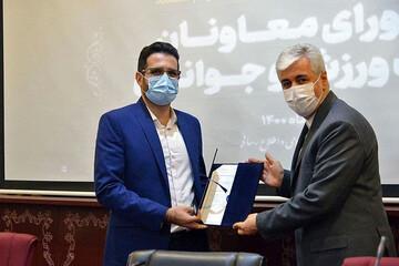 انتصاب محمدامین میرزایی به عنوان مدیرعامل خبرگزاری برنا