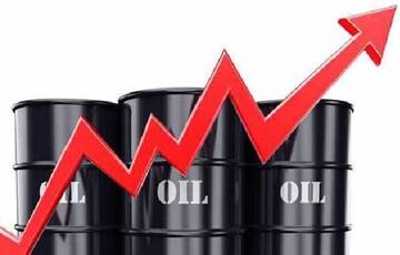 قیمت نفت به بالاترین سطح ۳ ساله رسید