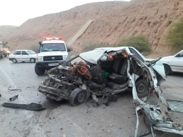 پلیس راهور آمار سالانه مرگ و مجروحیت تصادفات را در ایران اعلام کرد