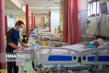 آخرین آمار کرونا ۲۴ مهر ۱۴۰۰؛ ۱۸۱ فوتی و ۷۵۱۵ ابتلا / ۴۸۴۰ نفر در ICU بستری هستند