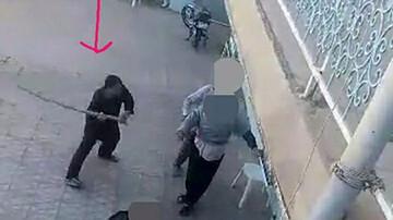 فیلم کتک زدن سالمندان در یک مرکز نگهداری در بروجرد