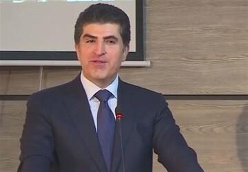 سفر رئیس اقلیم کردستان عراق به قطر