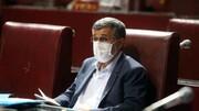 احمدینژاد سفرش به دوبی را نیمه کاره رها کرد /فیلم