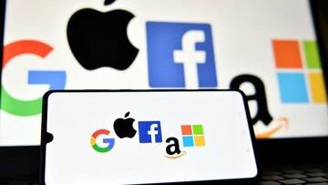 درآمد غولهای فناوری مانند فیسبوک، نتفلیکس، آمازون و اپل در هر دقیقه / جدول