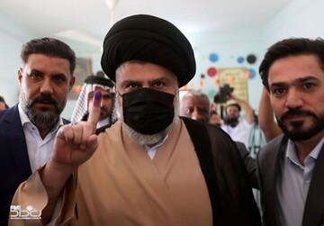 واکنش مقتدی صدر به نتایج انتخابات عراق / نتایج را میپذیرم