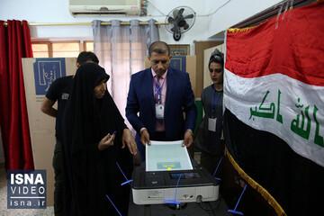 اعلام نتایج نهایی انتخابات پارلمانی عراق / فیلم