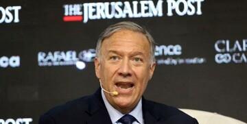 درخواست ضد ایرانی پامپئو از جو بایدن