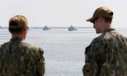 آمریکا و عربستان در دریای سرخ رزمایش مشترک برگزار کردند