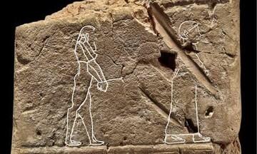 پیدا شدن روح مرد خاورمیانهای مفلوک در موزه بریتانیا
