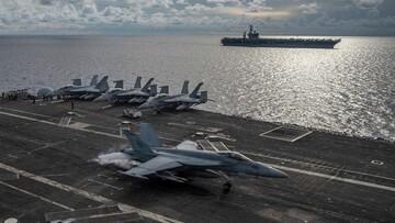 واکنش انتقادی چین به عبور کشتیهای جنگی آمریکا و کانادا از تنگه تایوان