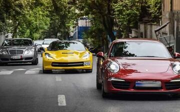 طلا، ارز و بیت کوین بدهید، خودرو اجاره کنید! / اجاره خودروی لوکس روزی چند؟