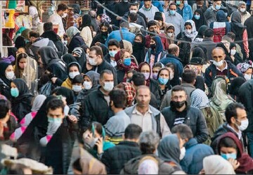 پیش بینی جمعیت ایران تا سال ۱۴۱۵