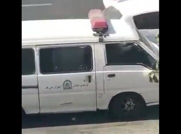 توضیحات پلیس درباره فیلم بازداشت دختر تهرانی / فیلم