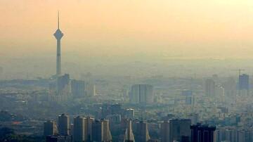 برنامههای سازمان محیط زیست برای مقابله با آلودگی هوای تهران در فصل سرما