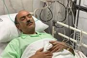 آخرین وضعیت مهران غفوریان پس از عمل قلب / فیلم