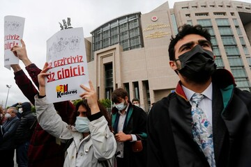 سفرای ۱۰ کشور به وزارت خارجه ترکیه احضار شدند