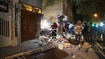 انفجار هولناک در مغازهای در مشهد / یک نفر کشته شد