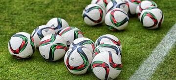 روش عجیب داوران ایرانی برای واردات توپ فوتبال به کشور! / فیلم