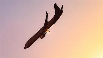 سقوط وحشتناک هواپیما در تگزاس / هواپیما پس از سقوط آتش گرفت + فیلم