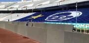 حال و هوای ورزشگاه آزادی قبل از اولین بازی استقلال در لیگ / فیلم