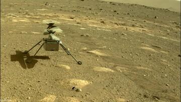 صداهای وحشت آور مریخ که با شنیدنش تعجب خواهید کرد! / فیلم