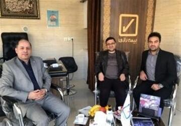 نماینده بیمه رازی در مشهد: به برند بیمه رازی وفادارم