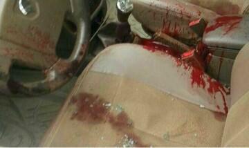 ویدیو هولناک از لحظه قتل جوان یزدی با سلاح شکاری در روز روشن