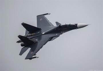 جنگندههای جدید روسی در راه ایران / تصاویر