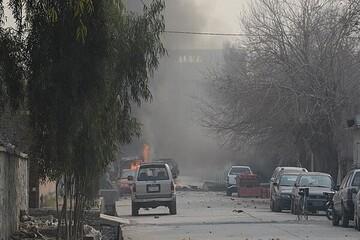 وقوع انفجار در کابل، پایتخت افغانستان