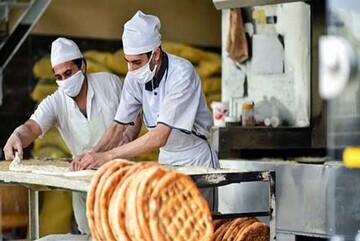 روش جدید و عجیب نانواییها برای فروش نان به قیمت دو برابر!