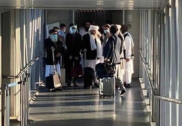 ورود هیئت طالبان به مسکو برای شرکت در نشست مشورتی