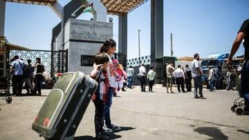 مصر و اسرائیل درباره گذرگاه رفح به توافق رسیدند