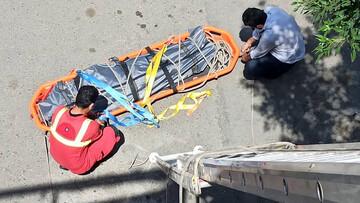 مرگ دردناک یک دزد هنگام سرقت در مسجدسلیمان
