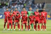 ترکیب احتمالی پرسپولیس مقابل فولاد خوزستان
