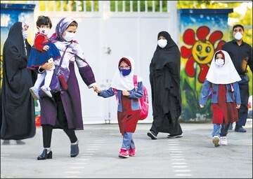 نحوه بازگشایی مدارس پرجمعیت بالای ۶۰۰ نفر اعلام شد