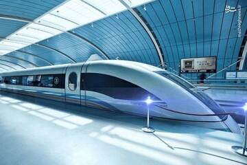 رونمایی از سریعترین قطار دنیا / فیلم