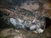 تصادف هولناک خودروی پرشیا در اردبیل / ۴ نفر جان باختند