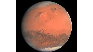 نخستین صدای ضبطشده از سیاره مریخ / فیلم