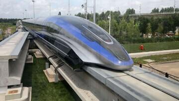 رونمایی از سریع ترین قطار جهان در چین / فیلم