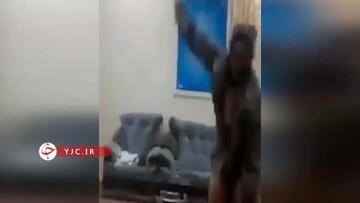 رقص آقای استاندار در دفتر کارش جنجالی شد! / فیلم