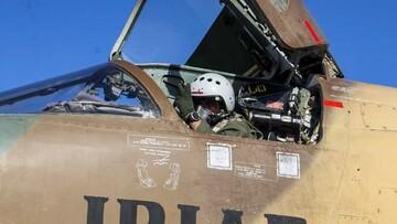 قدرت نیروی هوایی در رزمایش اقتدار هوایی فدائیان حریم ولایت / تصاویر