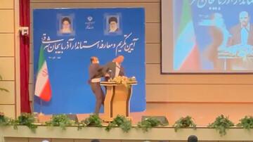 علت سیلیزدن به استاندار آذربایجان شرقی مشخص شد